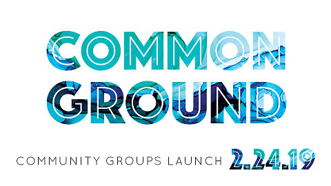 Spring Community Group Launch