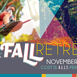 The Point Fall Retreat